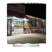 Walkway To The Past Shower Curtain