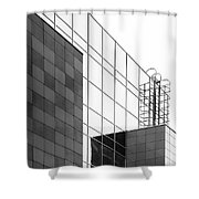Wall #9170 Shower Curtain