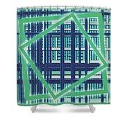 Wallpaper 30 Shower Curtain