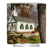 Walnut Grove Baptist Church1 Shower Curtain
