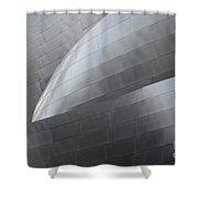 Walt Disney Concert Hall 12 Shower Curtain