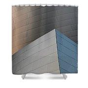 Walt Disney Concert Hall 16 Shower Curtain