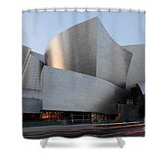 Walt Disney Concert Hall 17 Shower Curtain