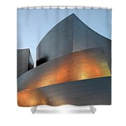 Walt Disney Concert Hall 19 Shower Curtain