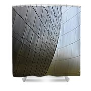 Walt Disney Concert Hall 4 Shower Curtain