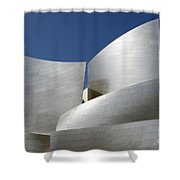 Walt Disney Concert Hall 40 Shower Curtain
