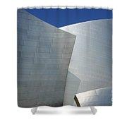 Walt Disney Concert Hall 43 Shower Curtain