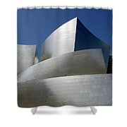 Walt Disney Concert Hall 45 Shower Curtain