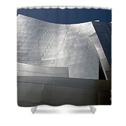 Walt Disney Concert Hall 48 Shower Curtain