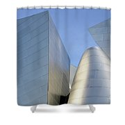 Walt Disney Concert Hall 7 Shower Curtain