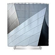 Walt Disney Concert Hall 9 Shower Curtain