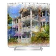 Walt Disney World Old Key West Resort Villas Pa 01 Shower Curtain
