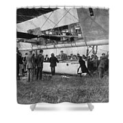 Walter Wellman (1858-1934) Shower Curtain