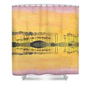 Walton County Shower Curtain