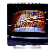 Waltzer Shower Curtain