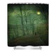 Wanderer Shower Curtain