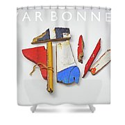 War Bonnet Shower Curtain