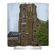 War Memorial Lyon Hall Cornell University Ithaca New York 03 Shower Curtain