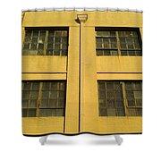 Warehouse  Shower Curtain