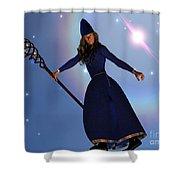 Warlock Shower Curtain