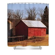 Warm And Fuzzy Memories Shower Curtain