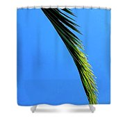 Warmer Days To Come Shower Curtain