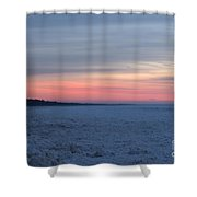 Warming Up 5 Shower Curtain