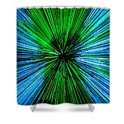 Warp Speed Mr Sulu Shower Curtain
