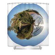 Warriewood Beach Shower Curtain