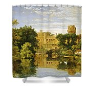 Warwick Castle Shower Curtain