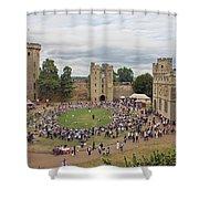 Warwick Castle Shower Curtain