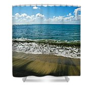 Wash Out Shower Curtain