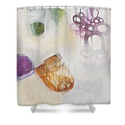 Washed Up # 5 Shower Curtain