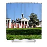 Washington And Lee Shower Curtain
