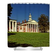 Washington And Lee University Shower Curtain