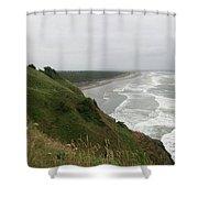 Washington Coast Shower Curtain