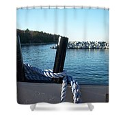 Washington Island 1 Shower Curtain