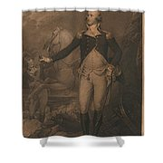 Washington Shower Curtain