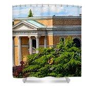 Washington State Historical Society Shower Curtain
