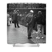 Washington Street Photography 1 Shower Curtain