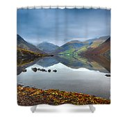 Wast Water Shower Curtain