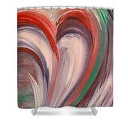 Waste Knot Shower Curtain