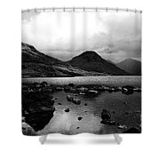 Wastwater Shower Curtain