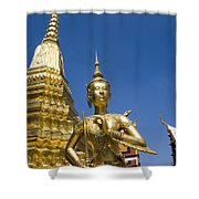 Wat Phra Kaeo Shower Curtain