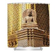 Wat Phra Kaew Shower Curtain