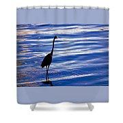 Water Bird Series Shower Curtain