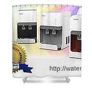Water Dispenser Singapore Shower Curtain
