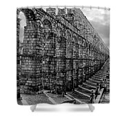 Water For Segovia Shower Curtain