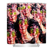 Water In Me 822 Shower Curtain