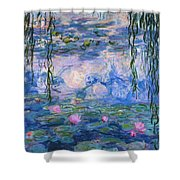 Water Lilies 1919 1 Shower Curtain